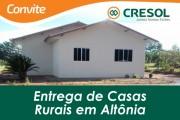 Cresol - Entrega de Casas - Id