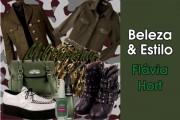 Flavia Hort - Coluna Beleza & Estilo - Militarismo - 01