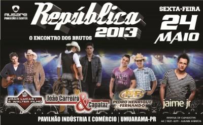 República 2013