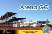 Montagem da Arena GC - 00