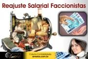 Coluna Contabilidade - Reajuste Salarial Faccionistas