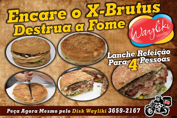 Wayliki - X-Brutus