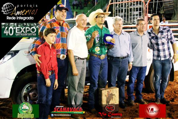 Expo Umuarama 2014 - Final do Mega Rodeio