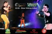 Expo Umuarama 2014 - Show Vinicius Sossai