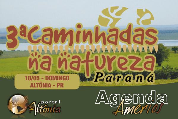 PEC - CAB - Itaipu - Caminhada da Natureza - Id