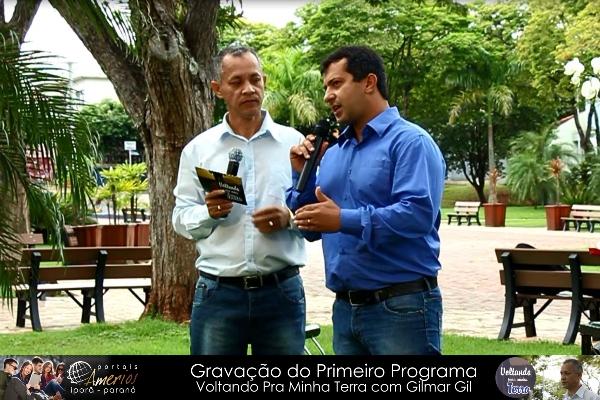 Programa Gilmar Gil - P02