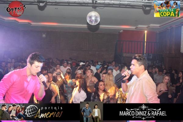Show Marco Diniz & Rafael - Oppus 01