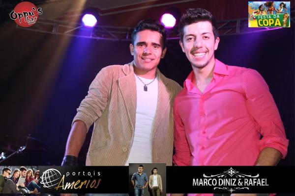 Show Marco Diniz & Rafael - Oppus 02