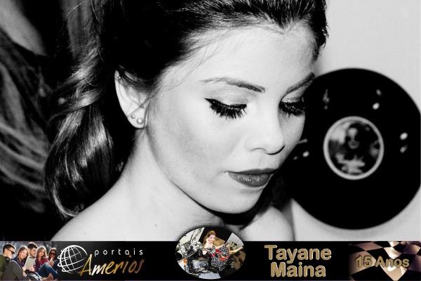 Tayane Maina - Niver 15 Anos - 02
