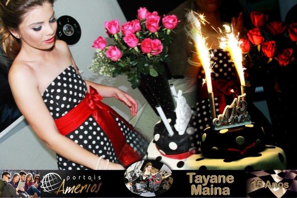 Tayane Maina - Niver 15 Anos - 06