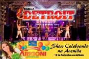 Arigoni Supermercado - Show Avenida Banda Detroit