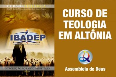 Curso de Teologia - Ibadep