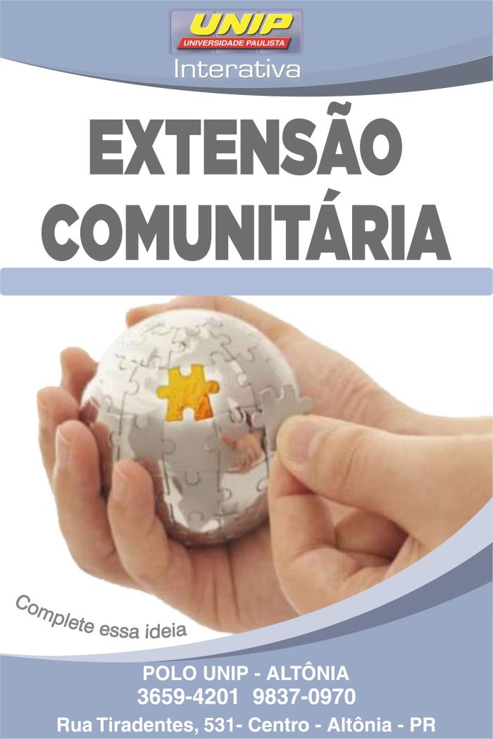 Carimbos - UNIP - Cartaz