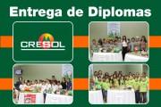 Cresol - Entrega de Diplomas
