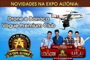 Expo 2014 - Novidades - Drone e Barraca