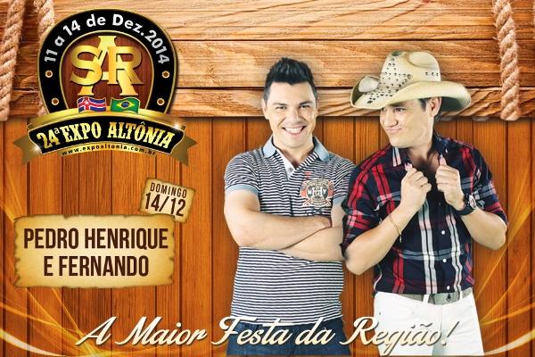 Expo 2014 - Show Domingo - Pq