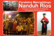 Formatura - Nanduh Rios - Homenagem - Id