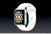Apple Watch Chega em Abril