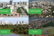 Paraná Tem Novas Regiões Metropolitanas