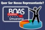 Boas Compras - Umuarama - Representante Id