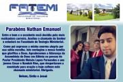 Nathan - Agradecimento FATEMi - Id