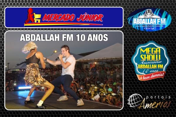 Carimbos - Mega Show Abdalah 10 anos 01