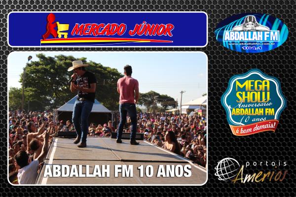 Carimbos - Mega Show Abdalah 10 anos 04