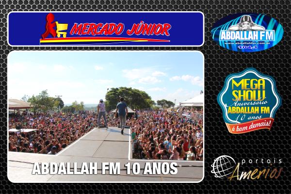 Carimbos - Mega Show Abdalah 10 anos 05