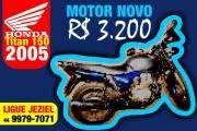 Moto Honda Titan 2005 - Id