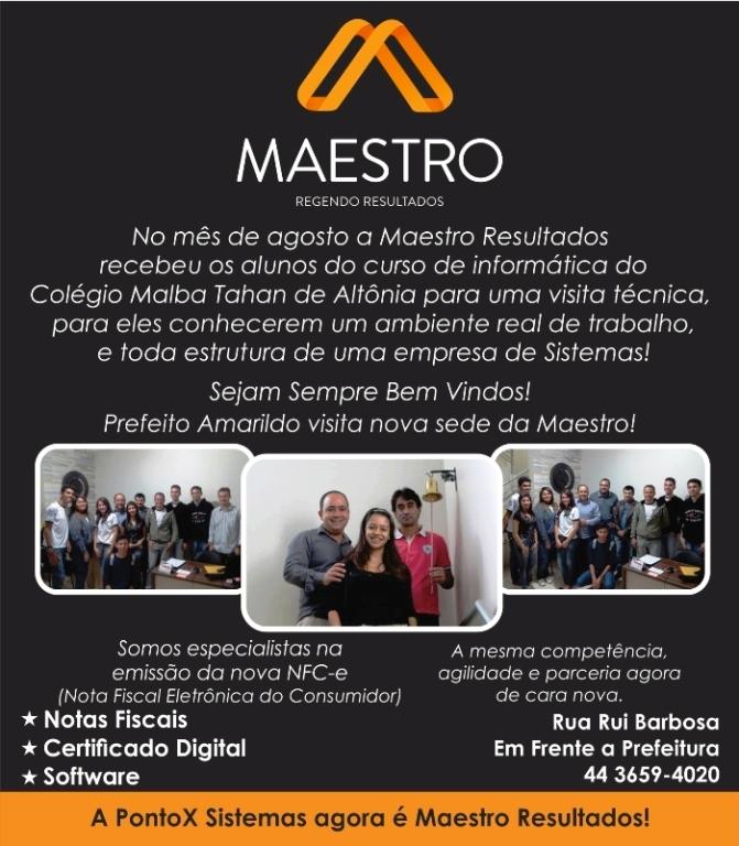 10 - C - Maestro