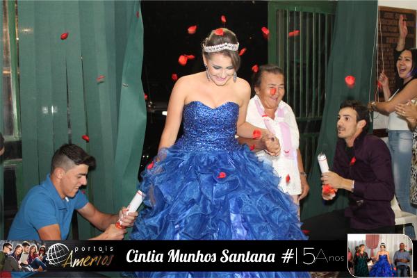 Cintia Munhos Santana - 15 Anos - 02