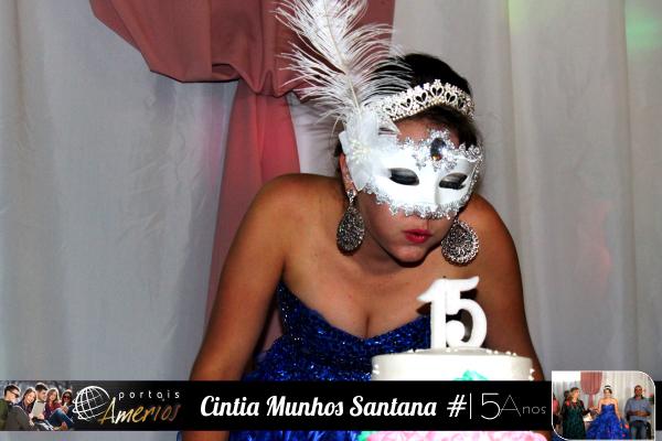 Cintia Munhos Santana - 15 Anos - 03