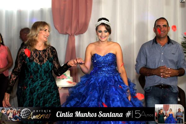 Cintia Munhos Santana - 15 Anos - 04