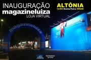 Magazine Luiza - Inauguração - ID01