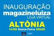 Magazine Luiza - Inauguração - ID02
