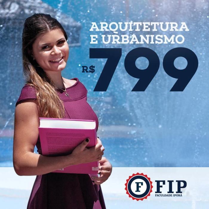 FIP - Chamada Vestibular Arquitetura - Id