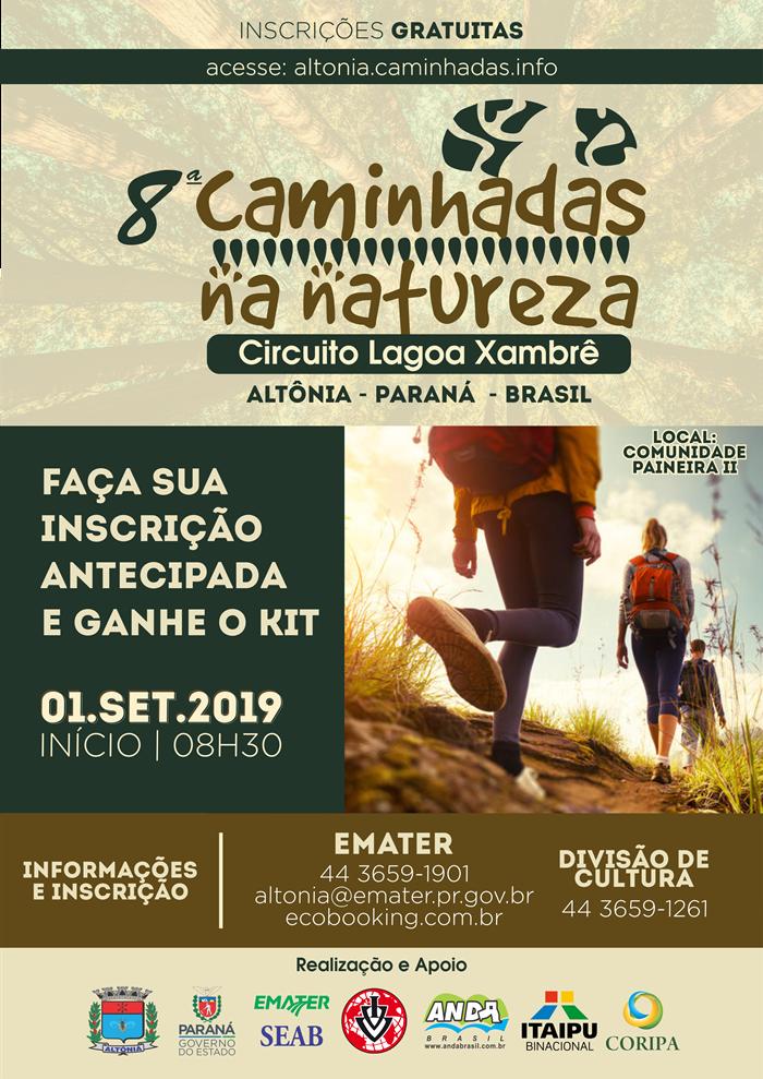 PMA - Caminhadas da Natureza - Cartaz 01 - Id2