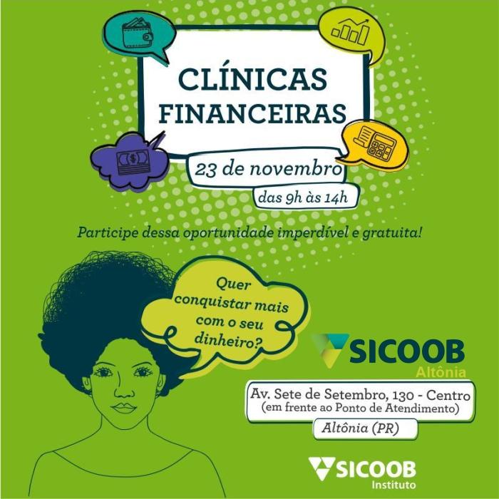 Sicoob - Clínicas Financeiras - CT