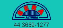 Banner Curto - Clube Sera - Gif