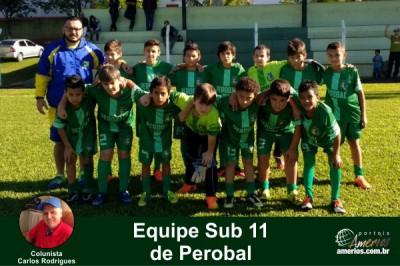 Sub 11 de Perobal