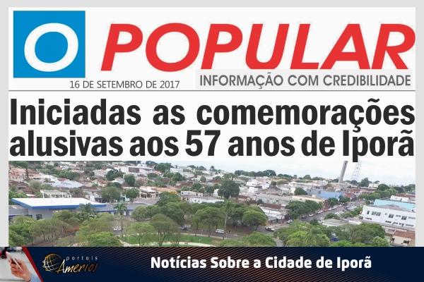 Jornal O Popular - Set-2017 - Id
