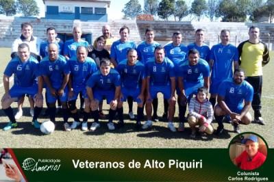 Veteranos de Alto Piquiri