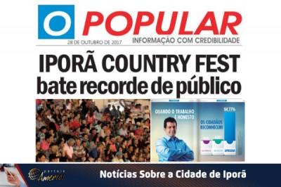 Jornal O Popular - 28-Out-2017 - Id