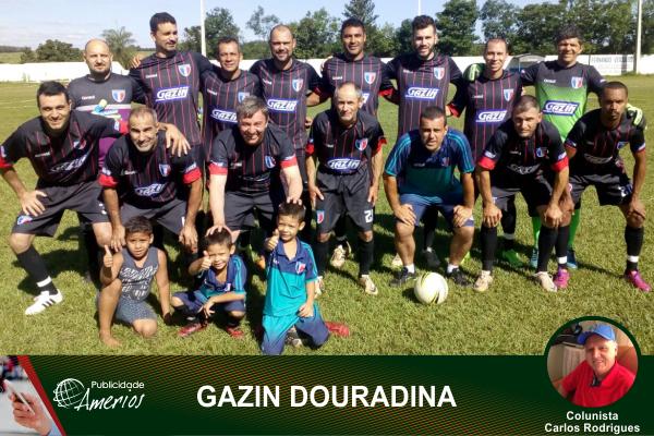Gazin-Douradina