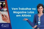 Agência Trabalhador - Vagas Magazine Luiza - Id