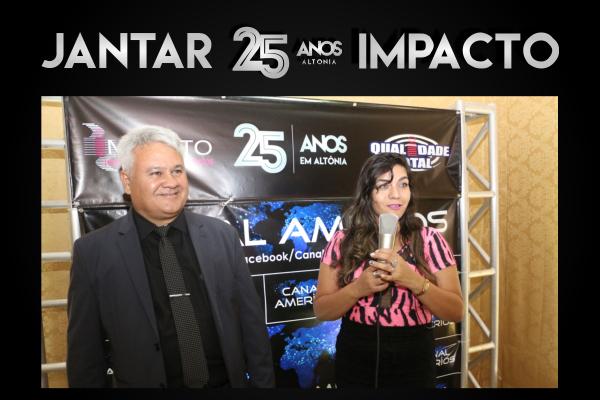 Impacto 25 Anos - Canal Amerios