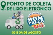 SM Bom Preço Max - Coleta de Lixo Eletronico - Id