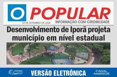 Jornal O Popular - 14Set2018 - Id