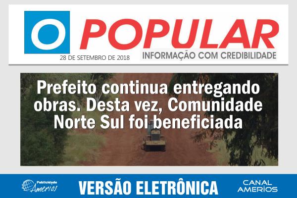 Jornal O Popular - 30Set2018 - Id