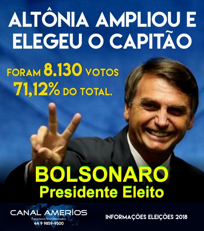 Bolsonaro - Altônia - Id